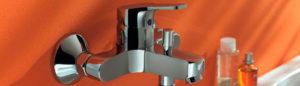 Сантехника в Туле - установка смесителя