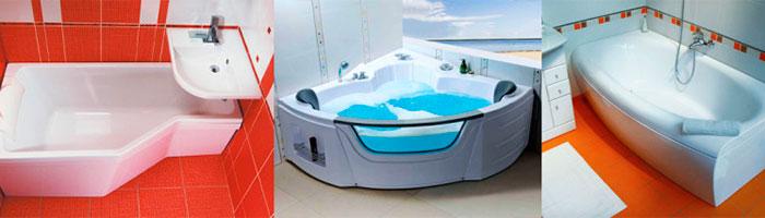 Сантехника в Туле - установка ванны