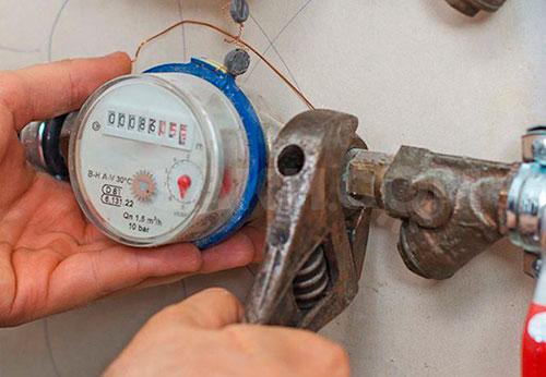 Замена счетчиков воды в Туле